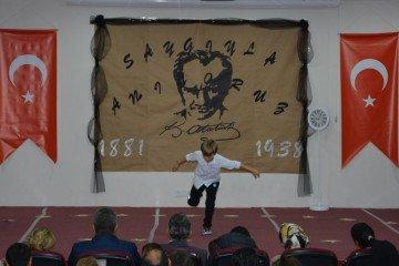 10 Kasım Atatürk'ü Anma Programı
