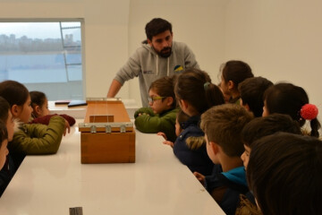 Tales Matematik Müzesi Gezisi