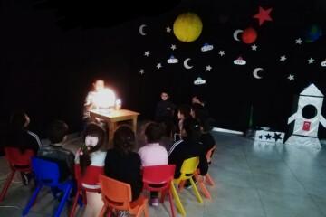Uzay ve Dünyamız | Kayseri Konaklar İlkokulu ve Ortaokulu | Özel...
