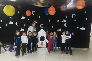 Uzay ve Dünyamız