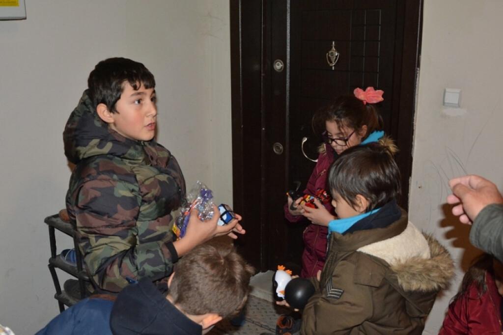 Gönül Köprüsü | Kayseri Konaklar İlkokulu ve Ortaokulu | Özel Oku...