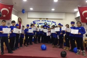 Quiz Show Competition | Kayseri Konaklar İlkokulu ve Ortaokulu |...