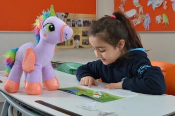 Oyuncağıma Hikaye Okuyorum | Kayseri Konaklar İlkokulu ve Ortaoku...