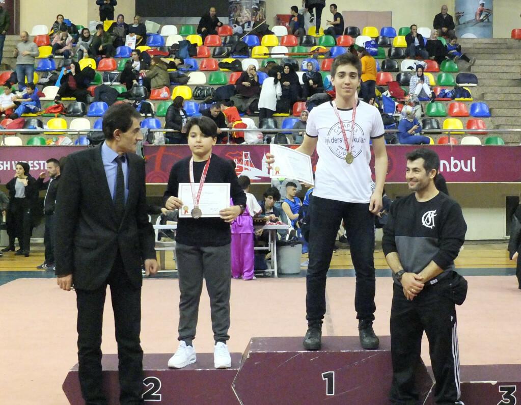Wushu İstanbul Şampiyonuyuz | Pendik İlkokulu ve Ortaokulu | Özel...