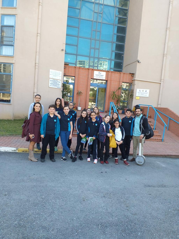 Ulu Çınarların İzleri ... | Pendik İlkokulu ve Ortaokulu | Özel O...