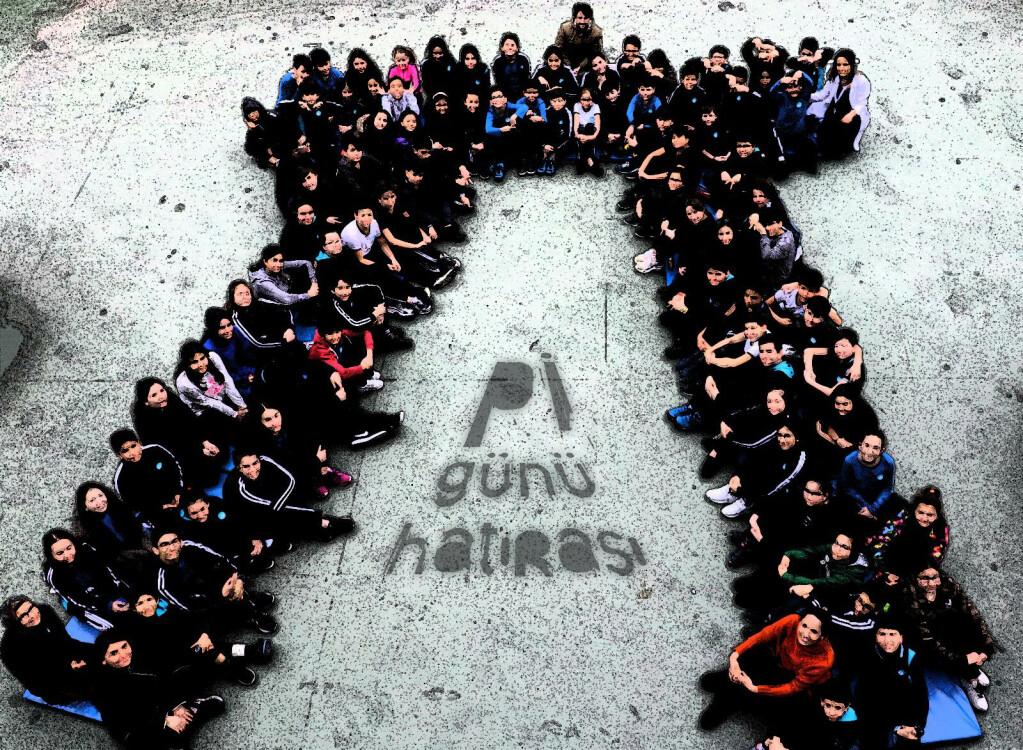 14 Mart(3,14) Dünya Pi Günü | Pendik İlkokulu ve Ortaokulu | Özel...