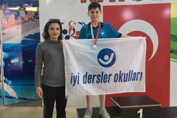 Kayseri'de Yüzme Başarılarımız