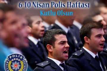 06-10 Nisan Polis Haftası | Kayseri Konaklar İlkokulu ve Ortaokul...