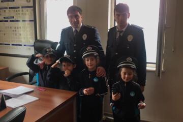 06-10 Nisan Polis Haftası