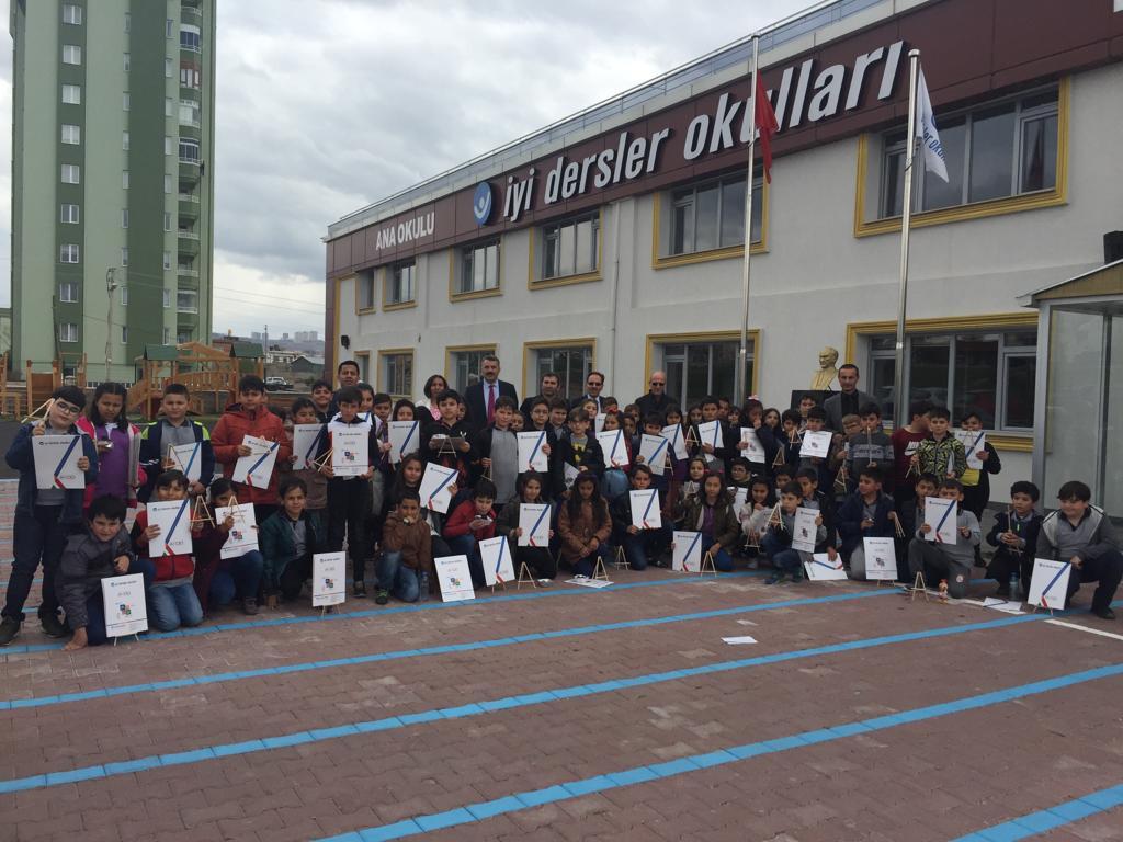 Hami Projesi | Kayseri Konaklar İlkokulu ve Ortaokulu | Özel Okul