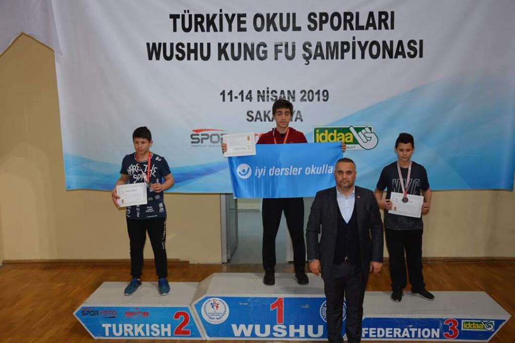 Wushu Türkiye Şampiyonuyuz | Pendik İlkokulu ve Ortaokulu | Özel...