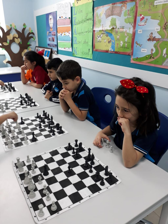 Satranç Turnuvası | Pendik İlkokulu ve Ortaokulu | Özel Okul
