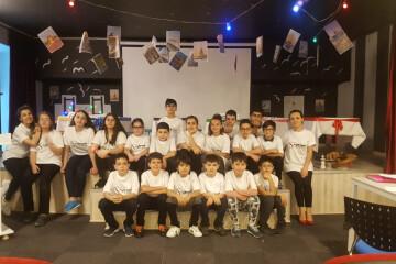 İyi Dersler Okulları'nda Bilgi Yarışması