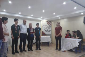 İyi Dersler Matematik Olimpiyatı Şampiyonu!