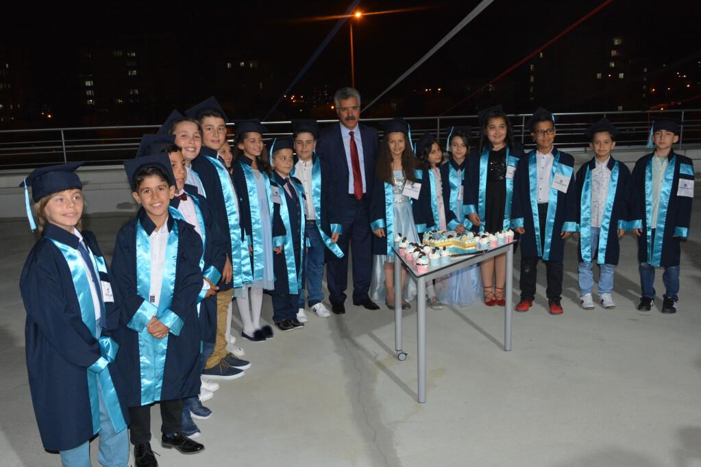 Mezuniyet Töreni | Kayseri Konaklar İlkokulu ve Ortaokulu | Özel...