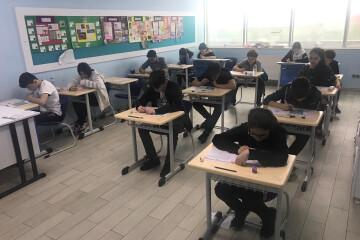 8.Sınıflarımız Lgs Provasında!