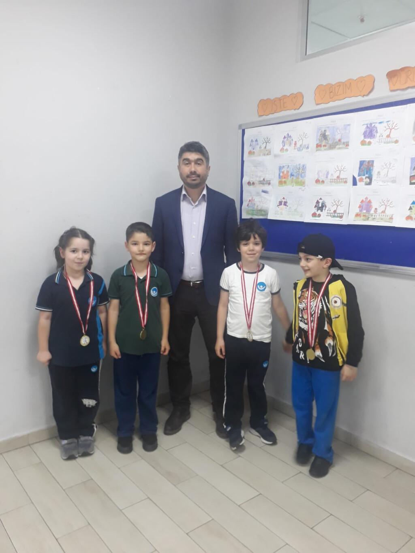 Satranç Turnavası Finalleri | İstanbul Pendik İlkokulu ve Ortaoku...