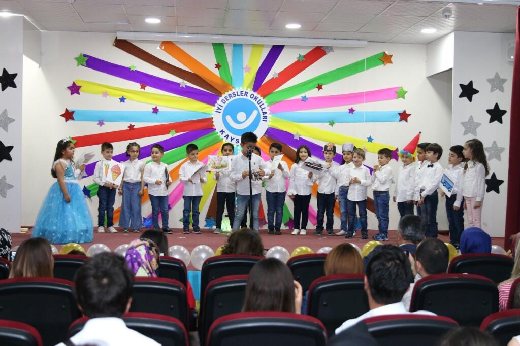 Okul Öncesi Yıl Sonu Gösterisi | Kayseri Konaklar İlkokulu ve Ort...