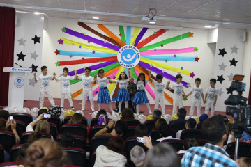 Okul Öncesi Yıl Sonu Gösterisi