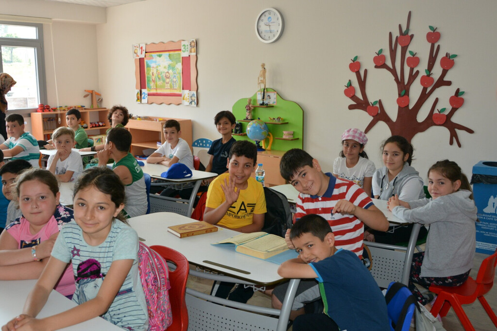1. Kur Yaz Okulumuz Başladı | Kayseri Konaklar İlkokulu ve Ortaok...
