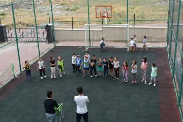 Yaz Okulundan Kareler
