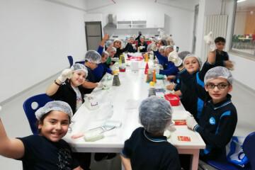 3-a Gastronomi Cacık Etkinliği | Pendik İlkokulu ve Ortaokulu | Ö...