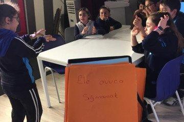 Deyimlerle Sessiz Sinema | Pendik İlkokulu ve Ortaokulu | Özel Ok...