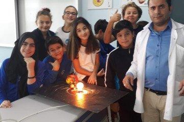 Güneş Sistemimiz Ve Biz | İstanbul Pendik İlkokulu ve Ortaokulu |...