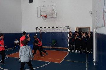 Streetball Basketbol Turnuvası Başladı