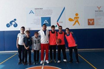 Streetball Basketbol Turnuvası Başladı | Pendik İlkokulu ve Ortao...