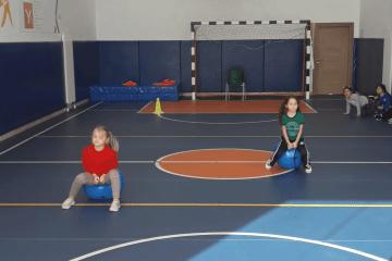 Zıplayan Toplarla Eğleniyoruz | Pendik İlkokulu ve Ortaokulu | Öz...