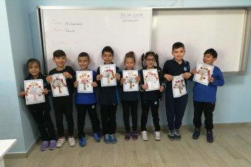 2-B Sınıfı Deste Çalışması | İstanbul Pendik İlkokulu ve Ortaokul...