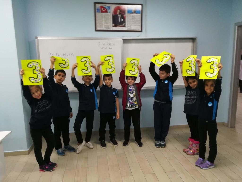 2-B Sınıfı Ritmik Sayma Çalışması | Pendik İlkokulu ve Ortaokulu...