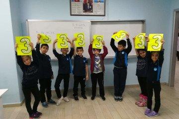 2-B Sınıfı Ritmik Sayma Çalışması | İstanbul Pendik İlkokulu ve O...