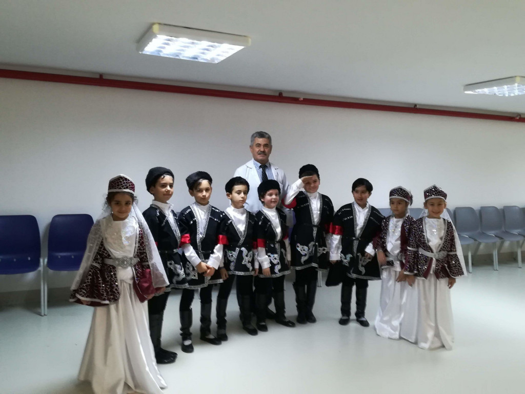 2-B Sınıfı 29 Ekim Cumhuriyet Bayramı Halk Oyunları Gösterisi | P...