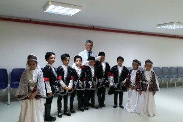 2-b Sınıfı 29 Ekim Cumhuriyet Bayramı Halk Oyunları Gösterisi