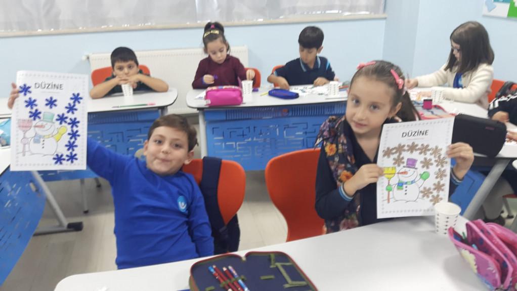 Deste Ve Düzine Öğrenirken Eğlenmek:) | İstanbul Pendik İlkokulu...