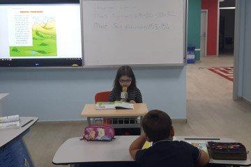 2-a Sınıfı Öğrencilerinin Mikrofon Heyecanı:))))