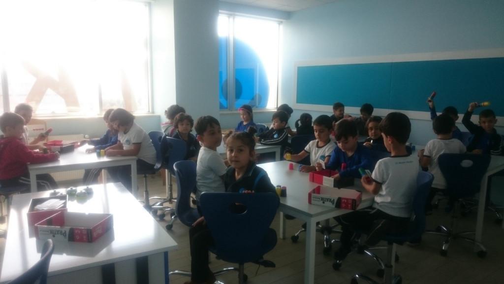 1-a Sınıfı Akıl Oyunları Atölyesinde :) | Pendik İlkokulu ve Orta...