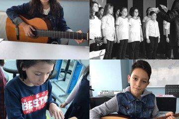 Müziğe Dair | Pendik İlkokulu ve Ortaokulu | Özel Okul
