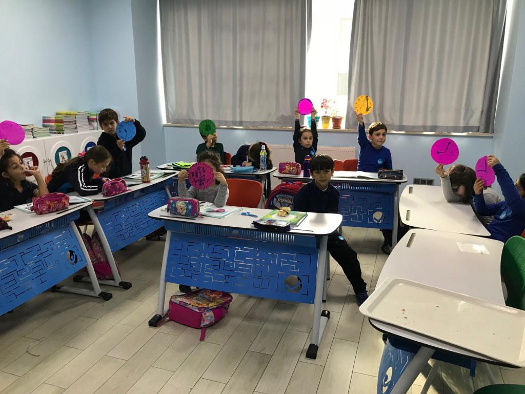My Week | Pendik İlkokulu ve Ortaokulu | Özel Okul