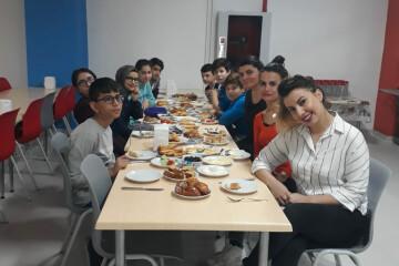Lgs Öğrencileri İle Kahvaltı | Pendik İlkokulu ve Ortaokulu | Öze...