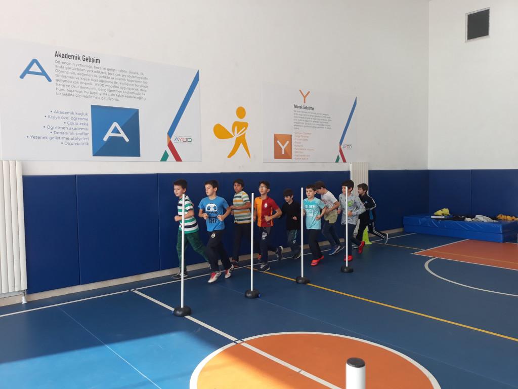Okul Futbol Kursumuz Son Hız Devam Ediyor | Pendik İlkokulu ve Or...
