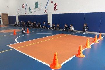 Kule Devirme Oyunu İle Eğlendik | Pendik İlkokulu ve Ortaokulu |...