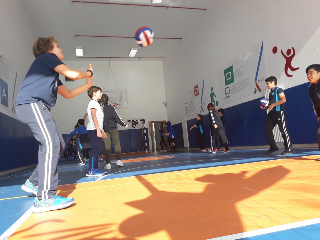 Voleybol Oynamaya Başladık | Pendik İlkokulu ve Ortaokulu | Özel...