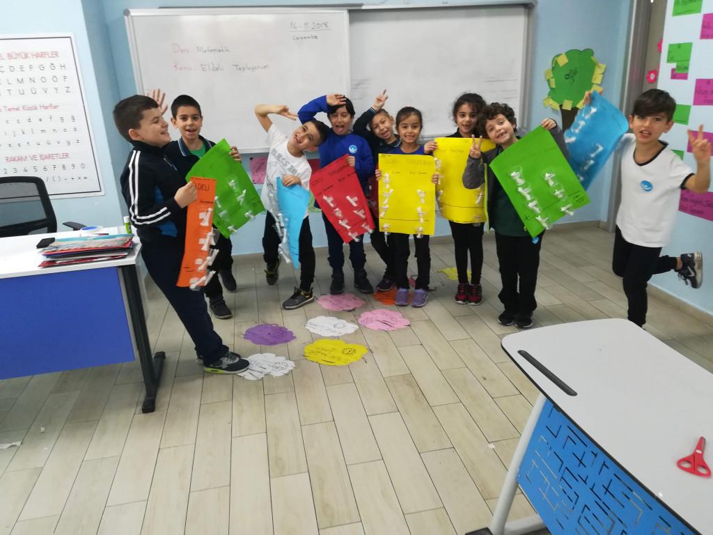 Eldeli Topluyorum Etkinliği | Pendik İlkokulu ve Ortaokulu | Özel...