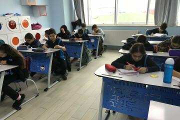 Kart Sıralama Oyunu | Pendik İlkokulu ve Ortaokulu | Özel Okul