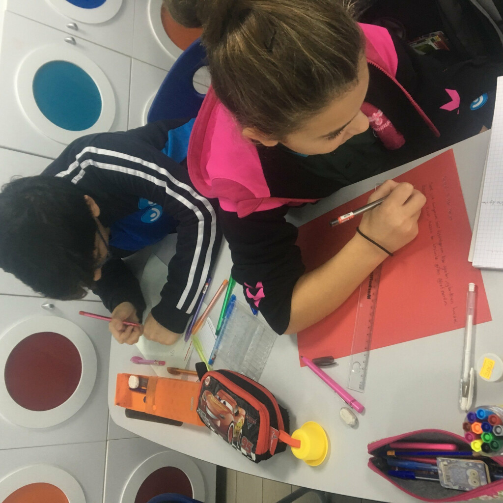 Bir Mektubun Var Öğretmenim | Pendik İlkokulu ve Ortaokulu | Özel...