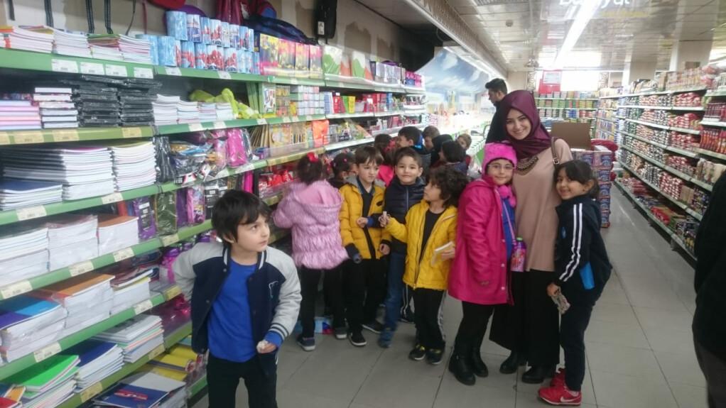 Market Macerası | Pendik İlkokulu ve Ortaokulu | Özel Okul