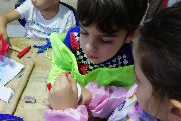 6 Yaş Grubuyla Nasıl Atlı Karınca Yapılır?